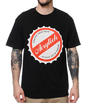 Acrylick Brewed Black Tee Shirt