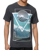 Empyre Lost Lands Charcoal Tee Shirt