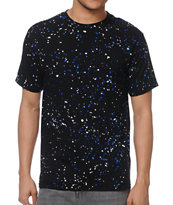A-Lab Splatt Black Tee Shirt
