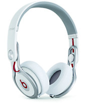 Beats By Dre Mixr White Headphones