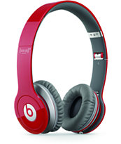 Beats By Dre Solo HD (RED) Headphones