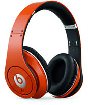 Beats By Dre Limited Edition Studio Orange Headphones