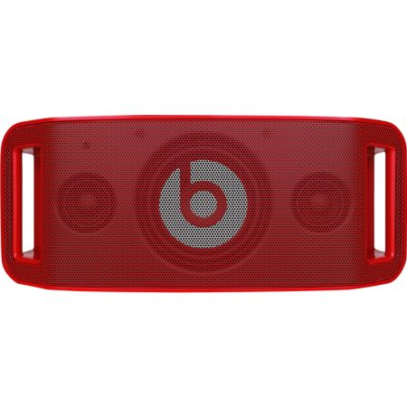 Beats By Dre Beatbox Lil Wayne Red & Grey Wireless Speakers