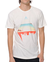 Freedom Artists Heaven & Hell White Tee Shirt