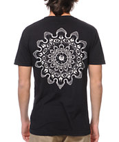 Freedom Artists Skully Black Tee Shirt