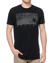 Hippy Tree Mahogany Tee Black Tee Shirt