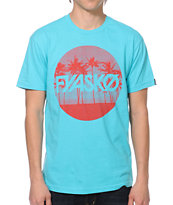 Fyasko Typhoon Blue Tee Shirt