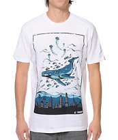 Fyasko Lost City White Tee Shirt