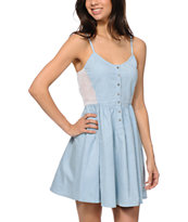Rip Curl Mika Denim Dress