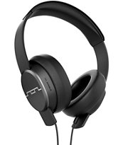 Sol Republic Master Tracks Black Over Ear Headphones