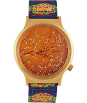 Komono Wizard Print Burger Watch