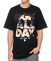 DGK x Van Styles DGK All Day Black Tee Shirt