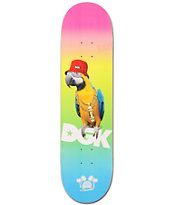 DGK Birds In Paradise 8.1 Skateboard Deck