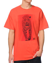 Akomplice Protect Cats Red Tee Shirt