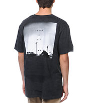 Glamour Kills Dream Or Die Black Tee Shirt