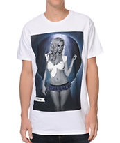 TMLS Twilight White Tee Shirt