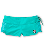 Roxy Hi Tide Teal Board Shorts