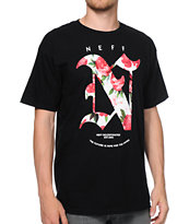 Neff Clean Black Tee Shirt
