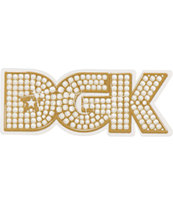 DGK Medallion Logo Sticker