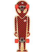 Alien Workshop Soldier 32 Shaped Cruiser Complete Skateboard