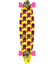 Alien Workshop X Andy Warhol Cow 34.5 Complete Longboard