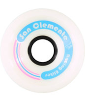 San Clemente Whirl Wind Glow In The Dark 72mm Longboard Wheels