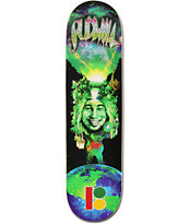 Plan B Pudwill Nature Boy 8.0 Skateboard Deck