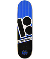 Plan B Paul Rodriguez Baseball 8.0 Skateboard Deck