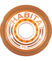 Habitat Skateboards 70MM Longboard Wheels