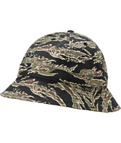 Obey Serpico Tiger Camo Bucket Hat