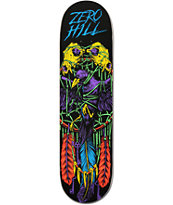 Zero Garret Hill Blacklight 8.25 Skateboard Deck