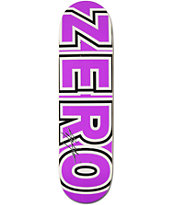 Zero Chris Cole Bold P2 8.5 Skateboard Deck