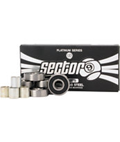 Sector 9 Platinum Abec 9 Skateboard Bearings