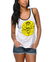 Volcom Girls Shred Till Dead Tank Top