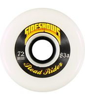 Road Rider Sideshow 72mm Skateboard Wheels