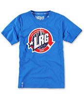LRG Boys Big Forest Blue Tee Shirt