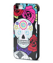 T-Shirt & Jeans Day Of The Dead Skull iPhone 5 Case