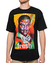 Neff x Mad Steeze Weenlton Black Tee Shirt