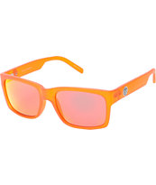 Filtrate John Brown Orange Frost & Mirror Polarized Sunglasses