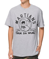 Trukfit Feelin Spacey Grey Tee Shirt