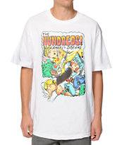The Hundreds Dreamers White Tee Shirt