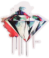 Diamond Supply I Art You Sticker