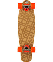 Habitat Bloom Cork 27 Cruiser Complete Skateboard