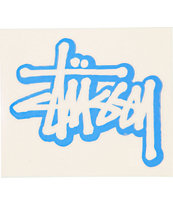 Stussy Basic Logo Decal Sticker