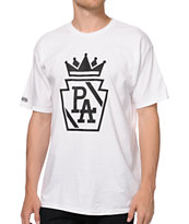 Elsewear PA King White Tee Shirt