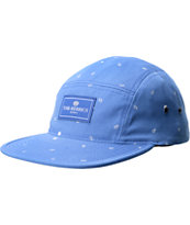 The Berrics Spotted Blue 5 Panel Hat