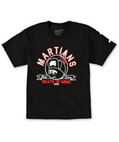 Trukfit Boys Martians Black Tee Shirt
