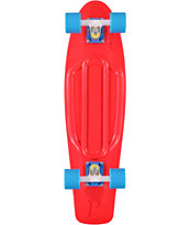Penny Skateboards Red, Blue, & White ute 27 Nickel Cruiser Complete