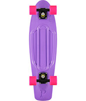 Penny Skateboards Purple, Pink, & Black ute 27 Nickel Cruiser Complete