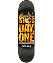 Real Since Day One Block Is Hot 8.38 Skateboard Deck